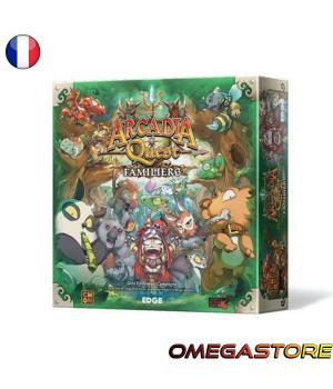 Arcadia Quest Ext. Familier