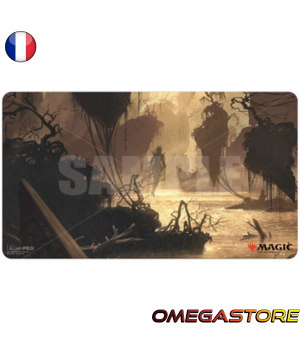 Tapis de jeu - Magic: The Gathering Zendikar Playmat V1