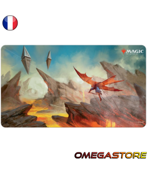 Tapis de jeu - Magic: The Gathering Zendikar Playmat V3