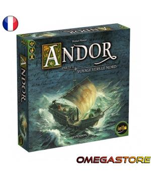 Andor Partie 2 Voyage Vers le NORD