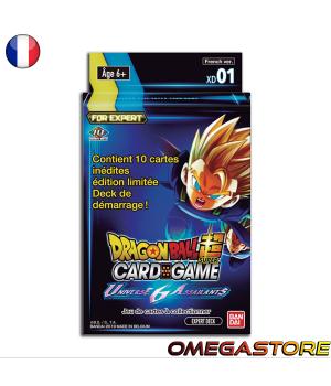 SD14 - Saiyan Wonder - Dragon Ball Super TCG