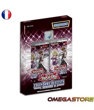 Duelliste Légendaire saison 2 - Yu Gi Oh! - Konami