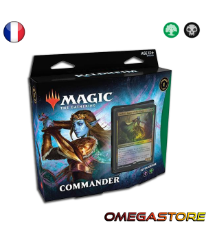 Decks Commander - Empire des elfes - Kaldheim