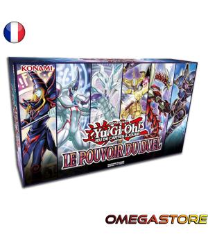 Coffret Le Pouvoir Du Duel - Yu-GiOh!