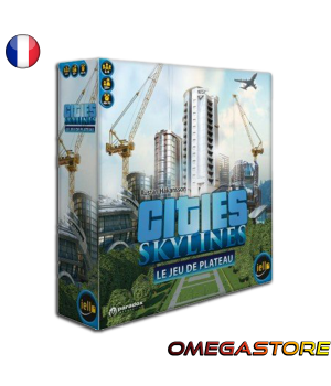 Cities Skylines jeu de plateau