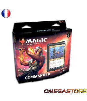 Deck Commander Armez-vous pour le combat - Commander Legends