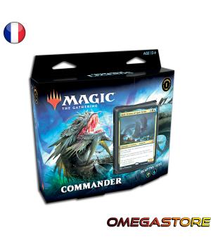 Deck Commander Récoltez le fruit des marées - Commander Legends
