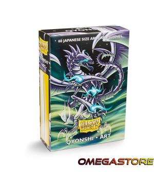 Qyonshi Art - Small - protège carte Dragon Shield