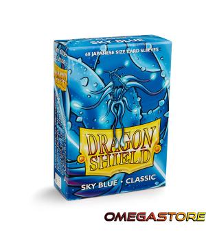 Bleu ciel - Small - protège carte Dragon Shield