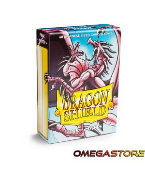 Argent Matte - Small - protège carte Dragon Shield