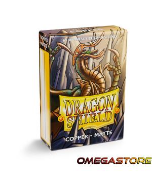 Jaune Matte - Small - protège carte Dragon Shield