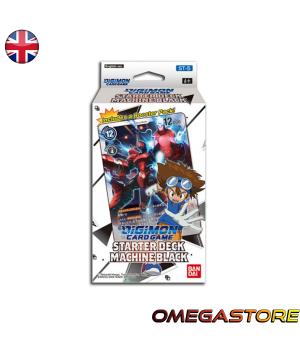 Starter Deck 5 - Machine Black - Digimon Card Game