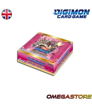 BT04 - Boite de 24 Booster Great Legend - Digimon Card Game