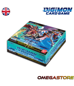 BT01-03 Release Ver.1.5 - Boite 24 Boosters - Digimon Card Game