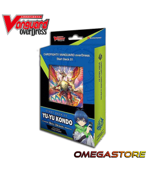 Start Deck 01 - Yu-yu Kondo - Holy Dragon - Cardfight Vanguard Overdress