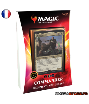 Commander 2020 Ikoria - Régiment impitoyable