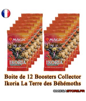 Boite de 12 boosters Collector - Ikoria La Terre des Béhémoths