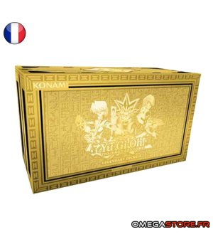 Coffret Decks légendaires II - Yu-GiOh!