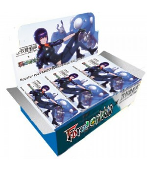 [ENG] Boite de 20 boosters - Ghost in the shell SAC_2045 - force of Will