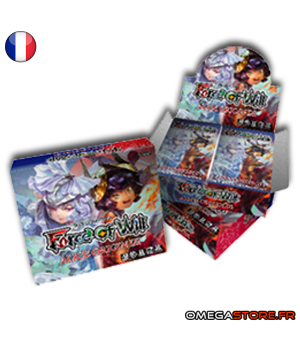 Boite de 20 boosters - Alice Origin 3 - force of Will