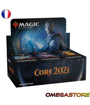 Boite de 36 boosters - Core Set 2021
