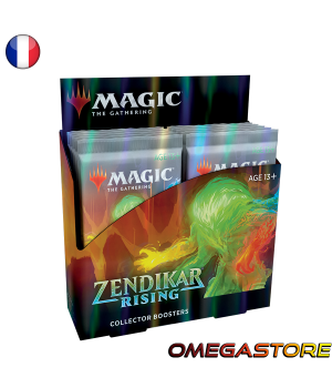 Boite de 12 boosters Collector - Core Set 2021