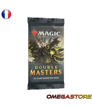 Boosters - Double Masters