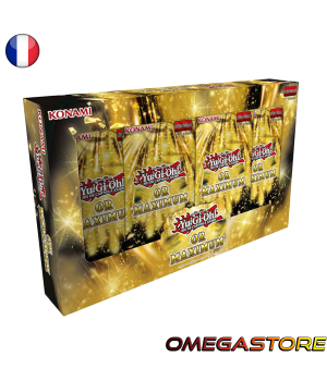 Coffret Gold Maximum - YuGiOh!